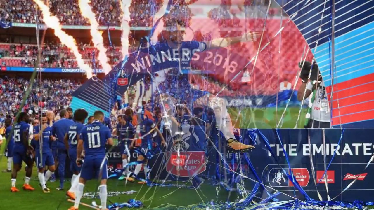 Download Chelsea FA Cup winners 2018 Celebrations