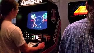 Starfighter arcade game by Rogue Synapse