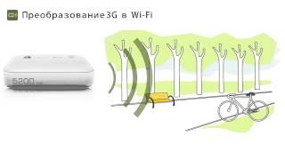 hUAWEI 3 in 1 3G Mobile WiFi E5730
