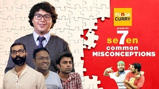 Funda Curry | Seven Common Misconceptions