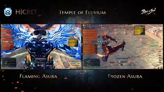 Gambar cover Blade & Soul: Temple of Eluvium Frozen & Flaming Asura - Tank/Range Tank POV