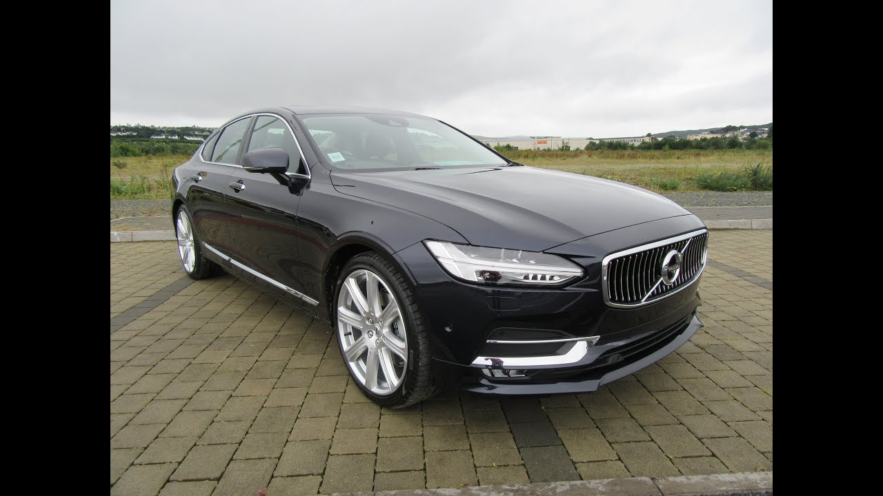 Review and Test Drive: 2016 Volvo S90 Inscription D4 - YouTube