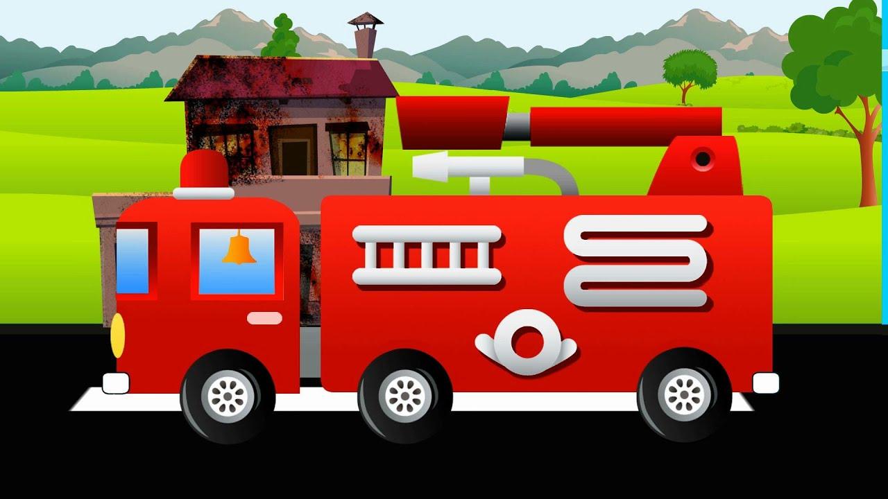 Camion dei pompieri doovi