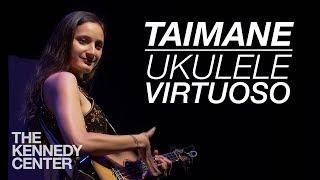 "Ukulele virtuoso Taimane performs ""Led Zeppelin Meets Beethoven"""