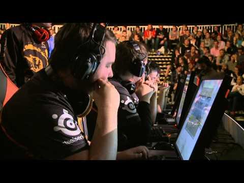 DH Winter: Team LDLC vs. Fnatic Game 1