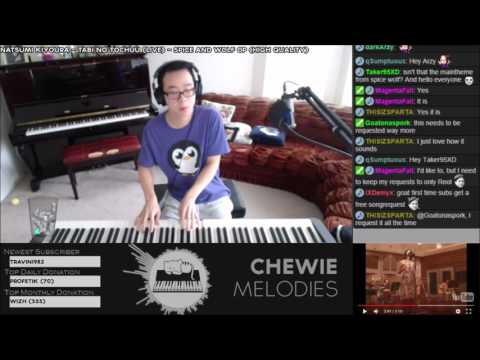 Spice and Wolf OP piano solo