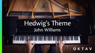 Hedwig's Theme from Harry Potter (Piano Version)