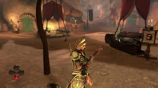 Some random Fable 3 gameplay
