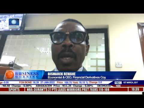Business Morning: Analysing Nigeria's Economy & The Markets