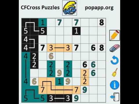 CFCross Philippine Puzzles