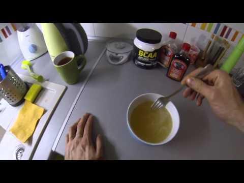 Как растворить желатин в воде для чизкейка