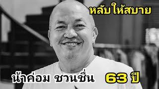 พ่อหลับให้สบาย น้าค่อมอายุ 63 ปี จากไปด้วย โรคโควิด-19 30 เมษายน 64 ขอแสดงความเสียใจค่ะ Rose Travel