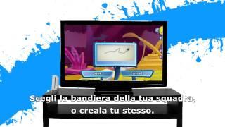 Pictionary™ per uDraw GameTablet™ - Tutorial con sottotitoli Italiani