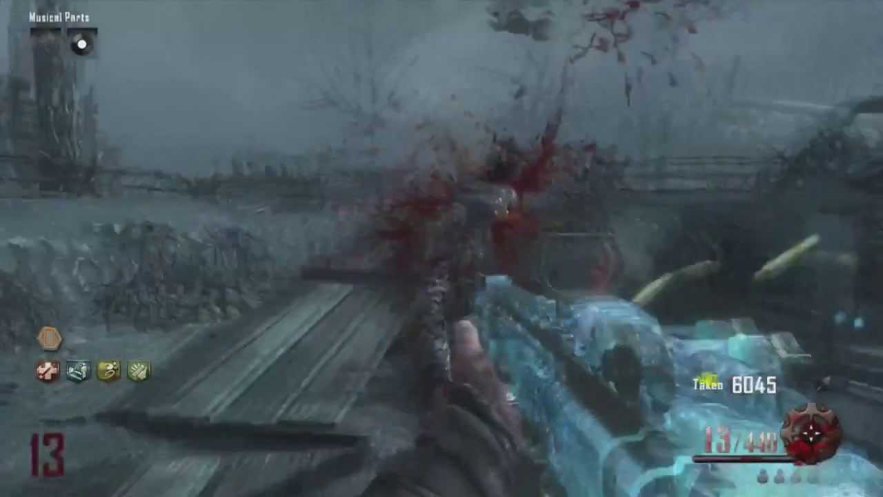 how to get max ammo in black ops 2 zombies