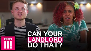 Can Your Landlord Do That? | HouseShare On iPlayer Now