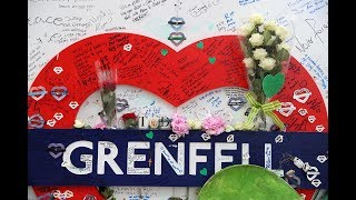 Grenfell inquiry hears from residents of the tower
