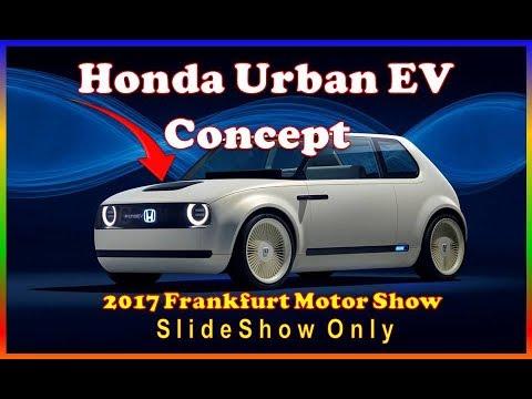 Honda Urban EV Concept - 2017 Frankfurt Motor Show -Your Best Car