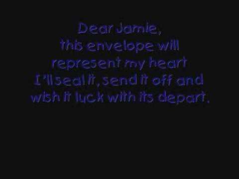 Dear Jamie, Sincerly Me- Hello Goodbye LYRICS!
