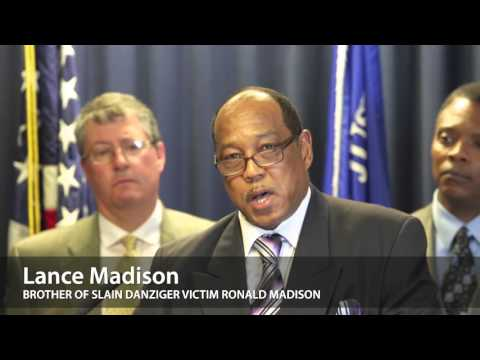 Danziger sentencing deal: Kenneth Polite and Lance Madison comment