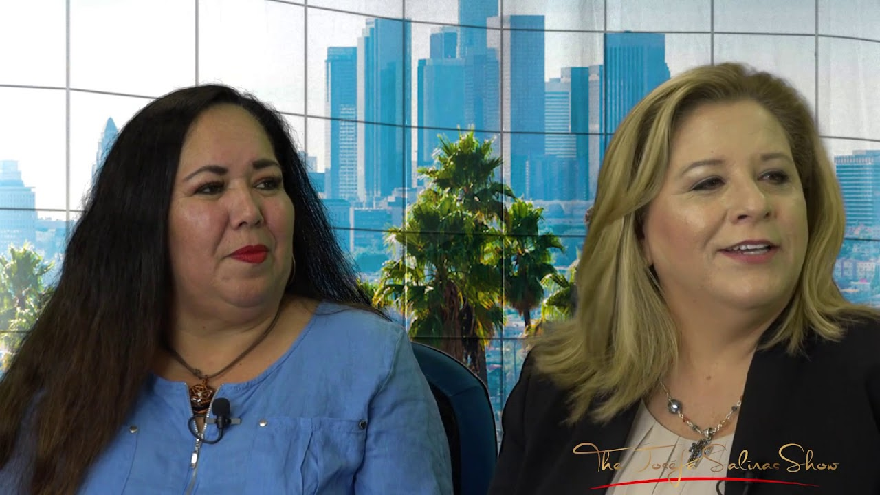 The Josefa Salinas Show Episode 6 - with Maritza&Thelma Garcia(TacoNazo) part 3