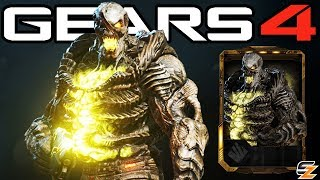 "Gears of War 4 - ""Lambent Drone"" Character Multiplayer Gameplay! (Lambent Locust DLC)"