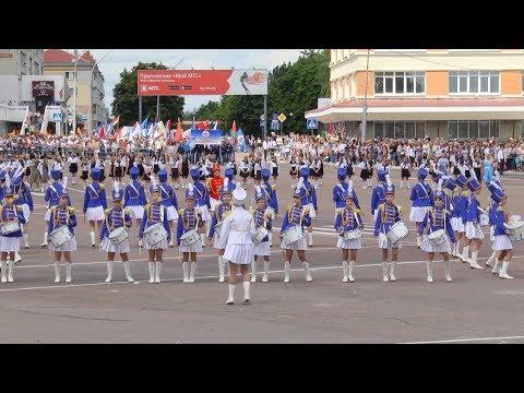 День Независимости 2019 парад Мозырь