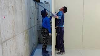 #마당#저온 냉장고 쉽게 설치방법/ 이렇게 하면 가정집…