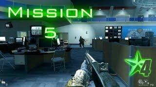 "CoD4 Mission 5 ""Charlie ne surfe pas"" (Charlie Don"
