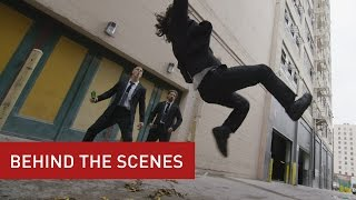 London Brawling: Behind The Scenes