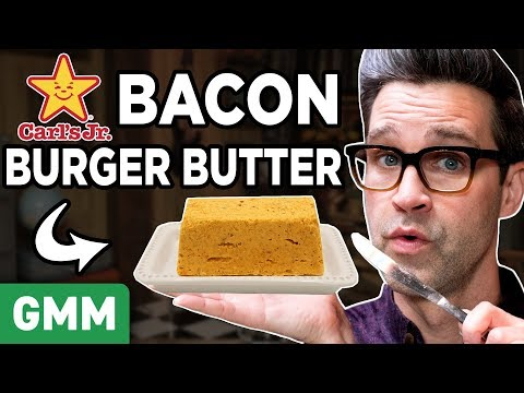 Will It Butter? Taste Test