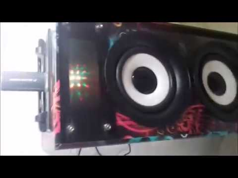 Boxa portabila bluetooth radio MP3 player ELUK RO