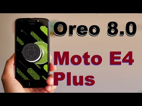How To Update Android Oreo 8.0 In Moto E4 Plus (Lineage OS 15) Pure Stock Android