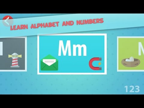 ABC Preschool Free Learn Alphabet And Numbers Education Android GAME