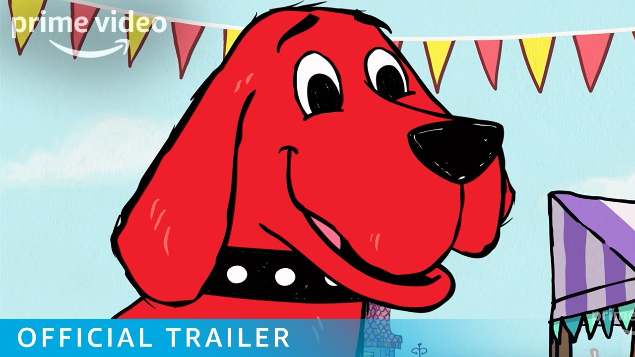 Clifford The Big Red Dog: Season 3, Part 1 - Official Trailer | Prime Video Kids