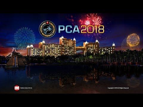 Супертурнир хай-роллеров PCA с бай-ином $100 000 - День 2 (с показом закрытых карт)