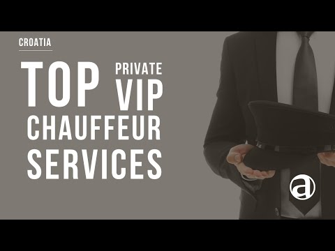 Private Chauffeur Services | Luxury Transportation & VIP Travel Concierge service | antropoti