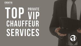Private Chauffeur Services | Luxury Transportation & VIP Travel #Concierge service | #antropoti