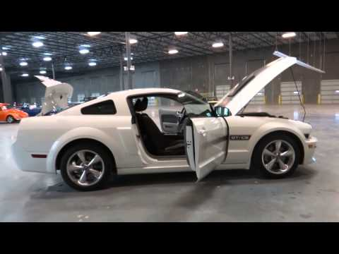 2007 Ford Mustang California Special: Stock#54 at our Tampa showroom