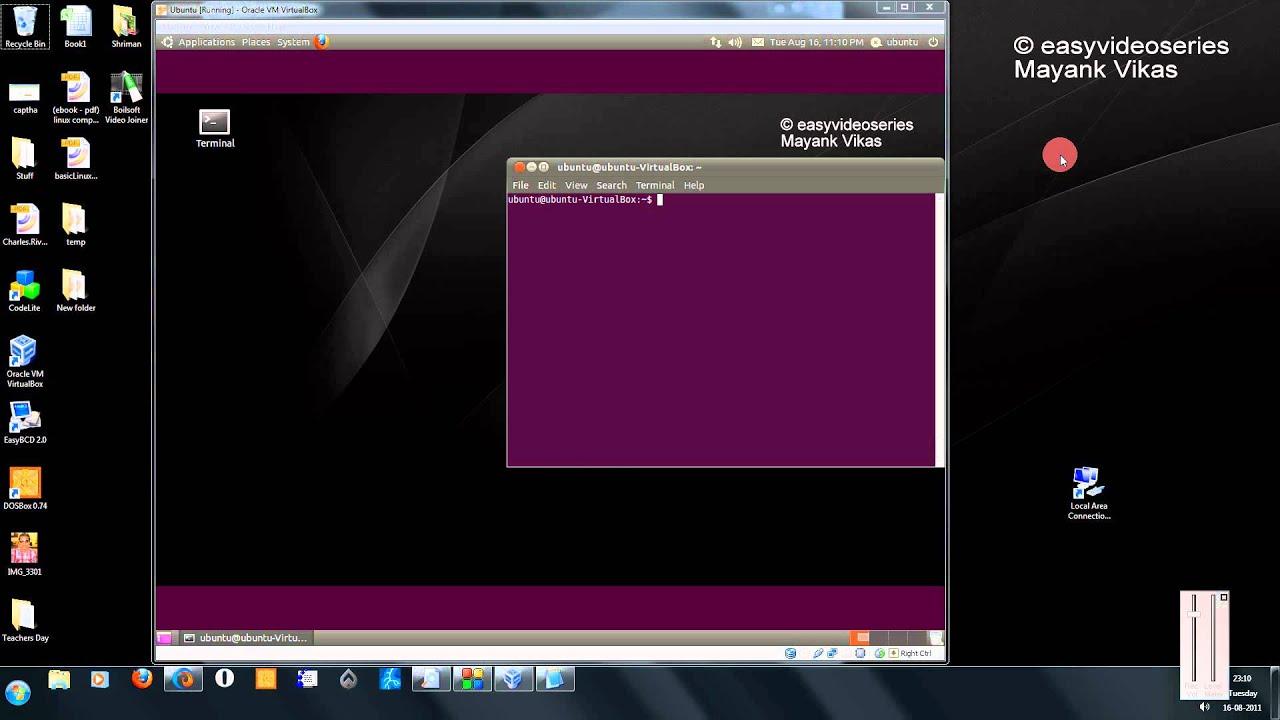 find linux