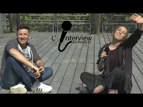 2018 04 27 Interview de ZAZ pour parler du Festival de Crussol