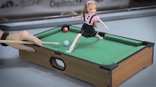 Insane Pool Trick Shots 2015