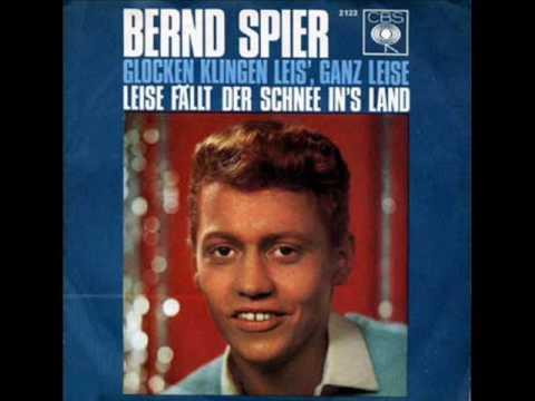 Bernd Spier Leise fällt der Schnee in's Land 1965