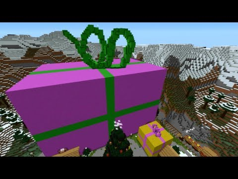 Minecraft - The Craftmas gifting
