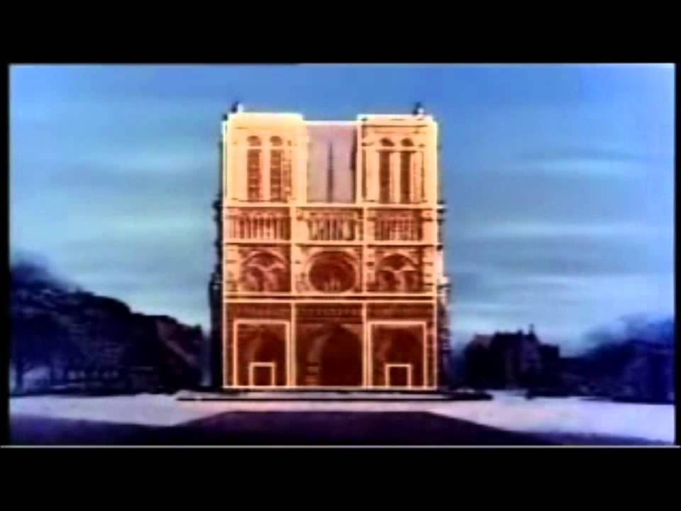 Golden Rectangle In Architecture notre dame golden ratio - youtube