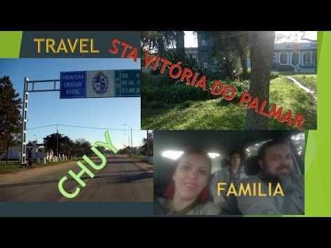 Vlog / Viagem Uruguay 01 / Chuy Free Shop / Santa Vitória do Palmar RS / Com Renata Relucha.