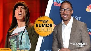 Download Nick Cannon Drops 2 Eminem Diss Tracks, Eminem Responds Mp3 and Videos