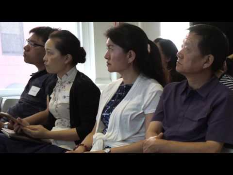 Beijing Delegation- Gramercy Protocol Social Media Protocol Workshop