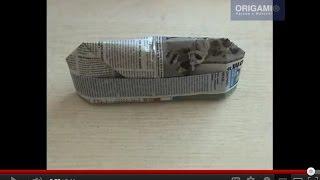 видео Как сделать пилотку из газеты? Выкройка пилотки: описание изделия из ткани