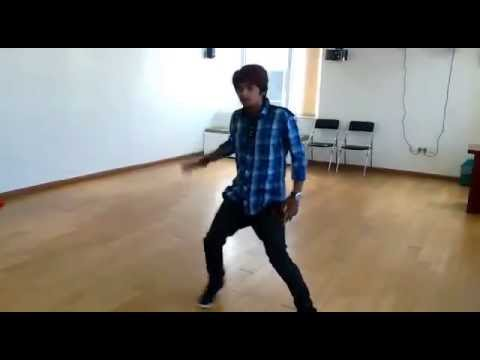 nee partha vizhigal choreography by sam from solid rock in dubai