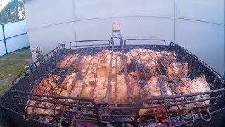 видео Шашлык из свинины на кефире – 12 рецептов